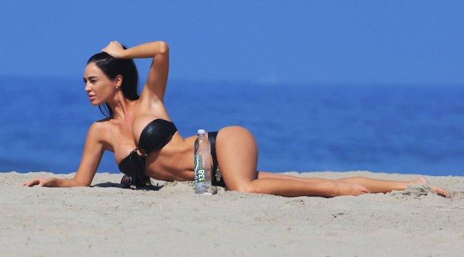 Charlie Riina – 138 Water Bikini Photoshoot