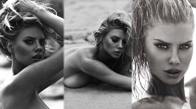 Charlotte McKinney – Photoshoot by Josie Clough