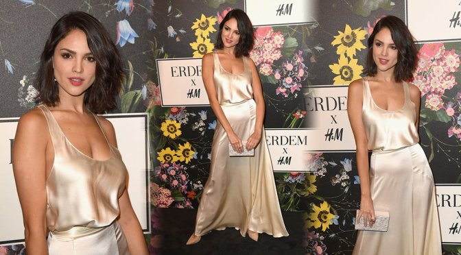 Eiza Gonzalez – H&M x ERDEM Party in Los Angeles
