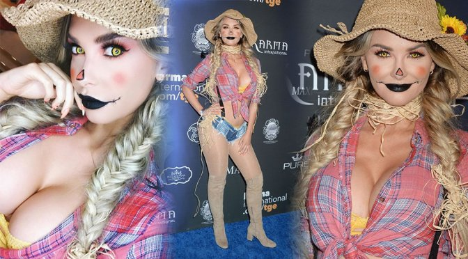 Emily Sears – Maxim Halloween Party in Los Angeles