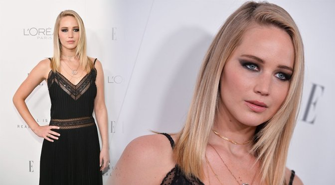 Jennifer Lawrence – ELLE's 24th Annual Women in Hollywood Event in Los Angeles