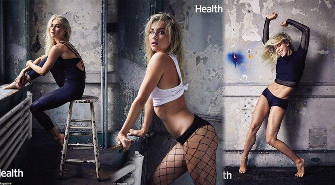 Julianne Hough – Health Magazine Photoshoot (November 2017)