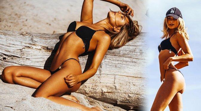 Kimberley Garner Bikini Ass