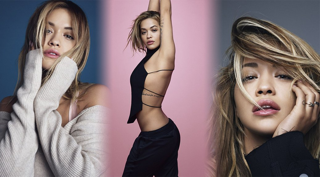 "Rita Ora - ""Create a Better Tomorrow, Tonight 2017"" Photoshoot"