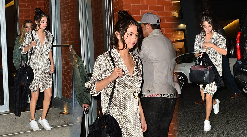 Selena Gomez - Candids in New York