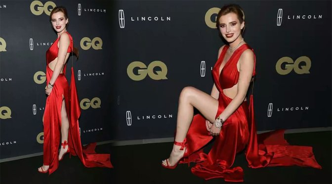 Bella Thorne – GQ Mexico Men of The Year Awards