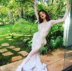 Bella Thorne Sheer Dress