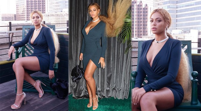 Beyonce – Photoshoot at Serena Williams Wedding