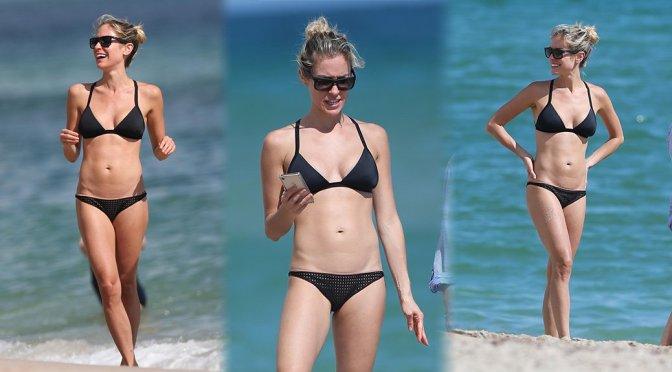 Kristin Cavallari – Bikini Candids in Miami