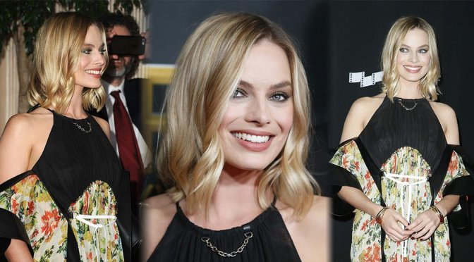 Margot Robbie – 21st Annual Hollywood Film Awards in Beverly Hills