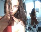 Irina Shayk Sexy Selfie
