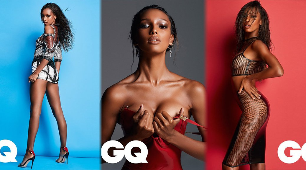Jasmine Tookes - GQ South Africa Magazine (January 2018)