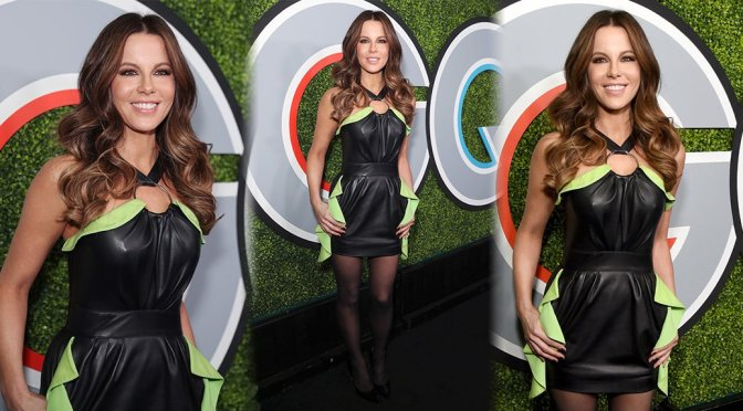 Kate Beckinsale – GQ Men of the Year Awards in Los Angeles