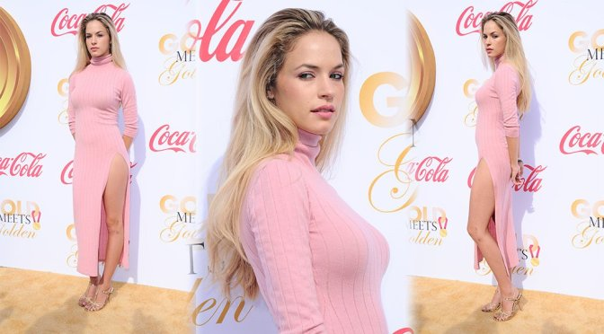 Alexis Knapp – 5th Annual Gold Meets Golden in Los Angeles
