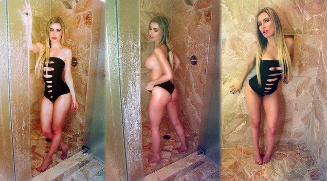 Ana Braga – Topless Photoshoot (NSFW)