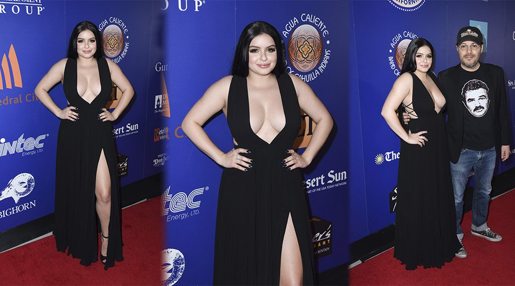 Ariel Winter - 29th Annual Palm Springs International Film Festival Closing Night