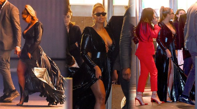 Beyonce – Clive Davis and Recording Academy Pre-GRAMMY Gala