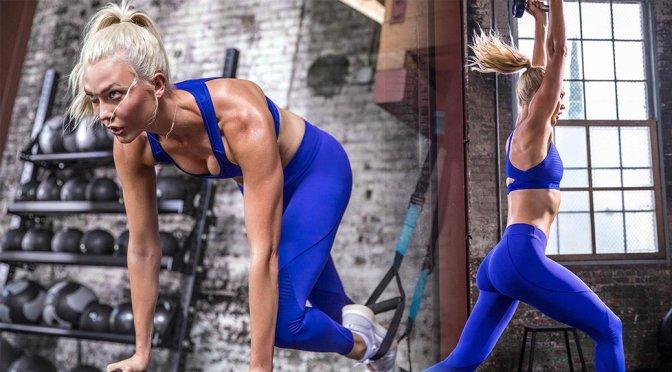 Karlie Kloss – Adidas Alphaskin Apparel Campaign