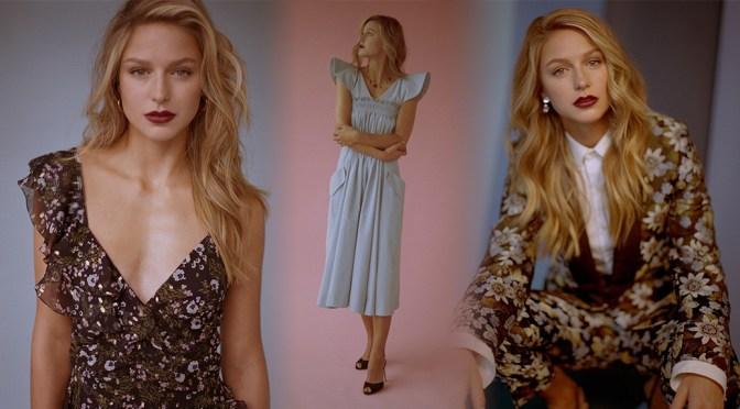 Melissa Benoist – W Magazine Photoshoot