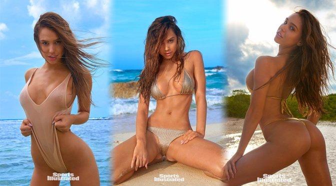 Alexis Ren Bikini Si