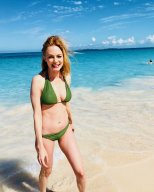 Heather Graham Bikini