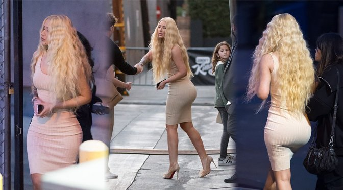 Iggy Azalea – Candids in Los Angeles