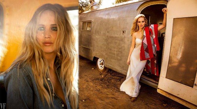 Jennifer Lawrence – Vanity Fair Magazine Photoshoot (March 2018)