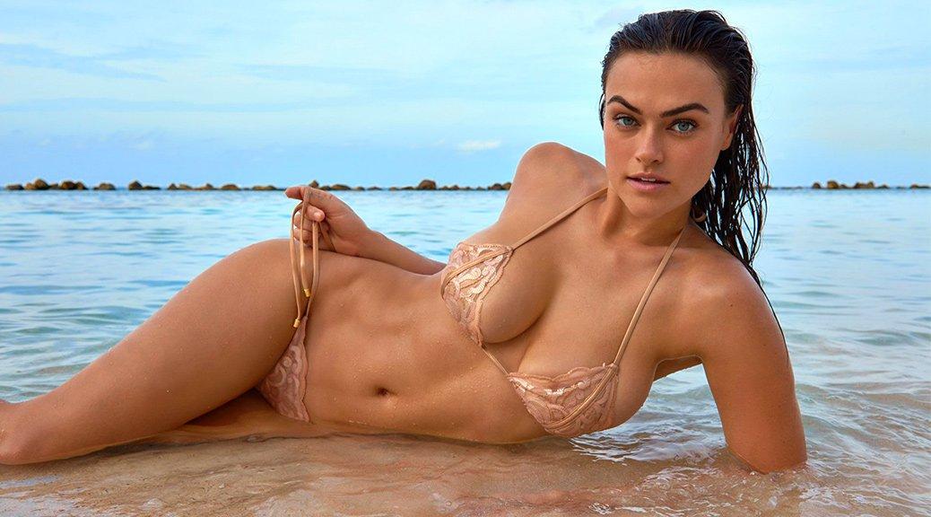 Myla Dalbesio - Sports Illustrated Swimsuit Issue 2018