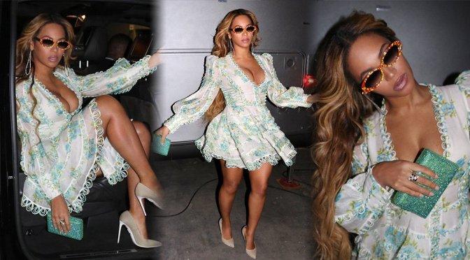 Beyonce Knowles – Instagram Photoshoot