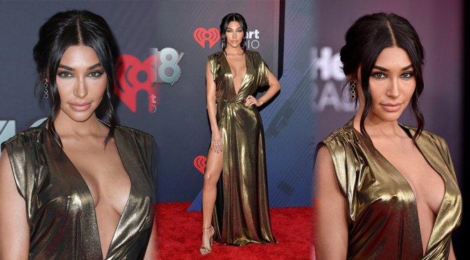 Chantel Jeffries – 2018 iHeartRadio Music Awards in Inglewood