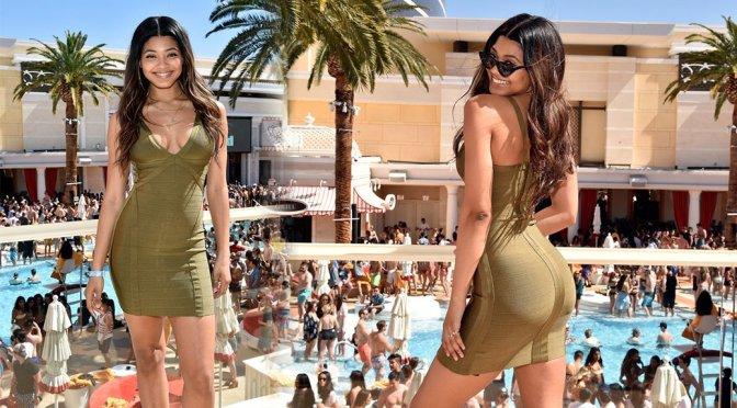 Danielle Herrington – SI Swimsuit Model Search Winners Announcement in Las Vegas