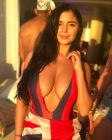 Demi Rose Boobs
