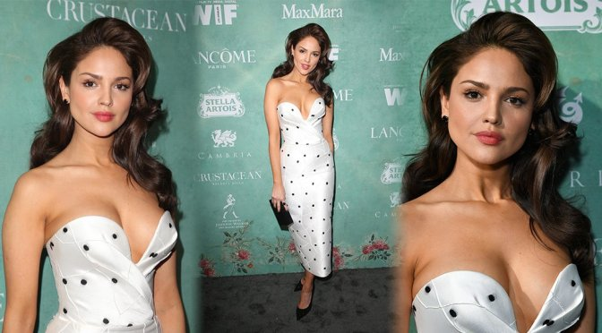 Eiza Gonzalez – Women In Film Pre-Oscar Cocktail Party in Beverly Hills