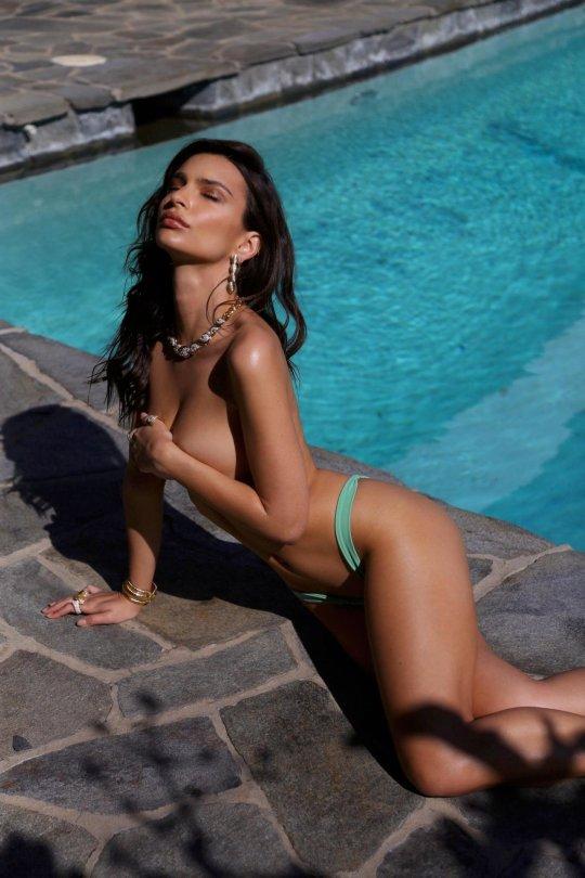 Emily Ratajkowski Inamorata Swimsuit