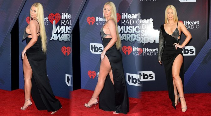 Iggy Azalea – 2018 iHeartRadio Music Awards in Inglewood