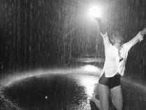 Julianne Hough Wet Photoshoot
