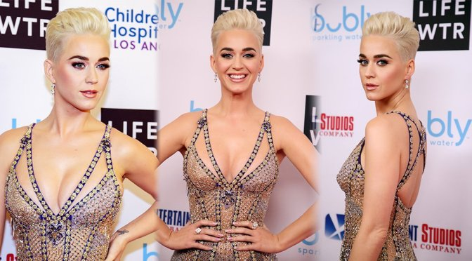 Katy Perry – Byron Allen's Oscar Gala Viewing Party