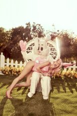 Miley Cyrus Easter Photoshoot