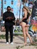 Sofia Vepse Water Bikini Photoshoot