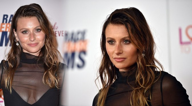 Alyson Michalka – 25th Annual Race To Erase MS Gala in Beverly Hills