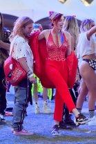 Bella Thorne Braless Coachella