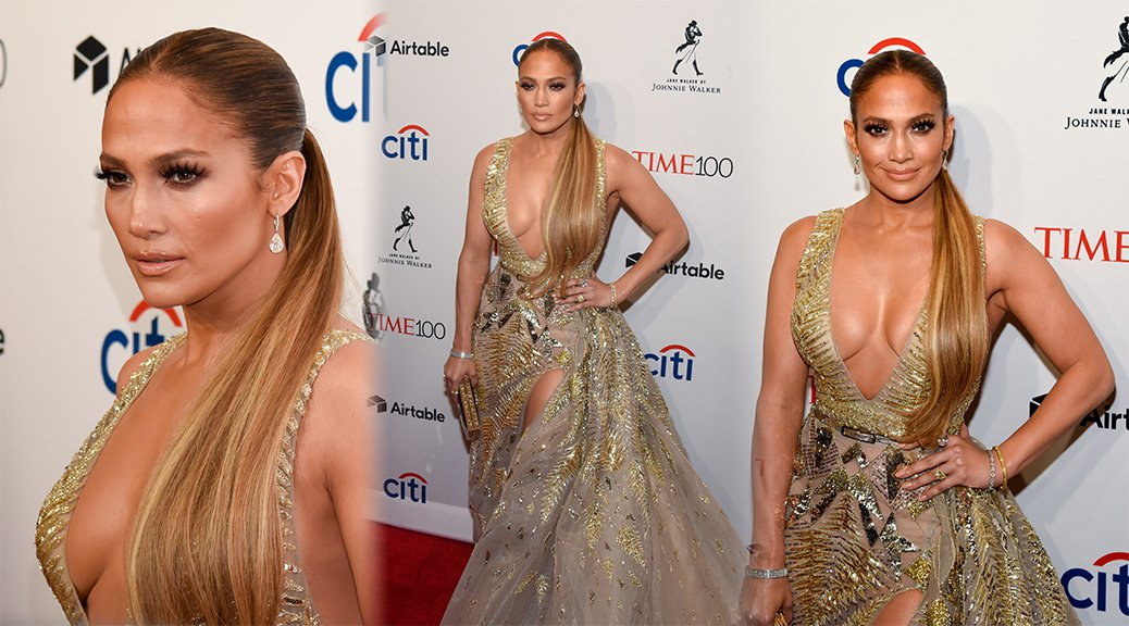 Jennifer Lopez - 2018 Time 100 Gala in New York