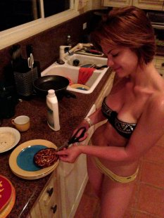Kaili Thorne Naked Leaks