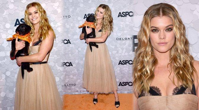 Nina Agdal – 21st Annual ASPCA Bergh Ball