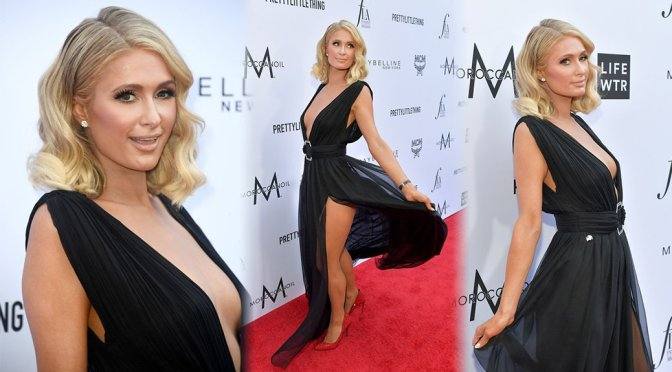 Paris Hilton – Daily Front Row Fashion Awards in Los Angeles
