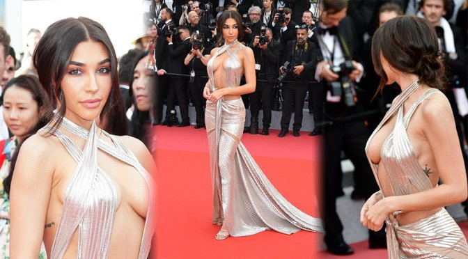 """Chantel Jeffries – """"Everybody Knows"""" Premiere in Cannes"""