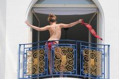 Evangelie Smyrniotaki Topless