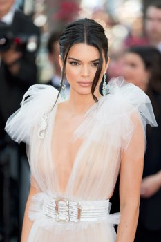 Kendall Jenner Braless Boobs