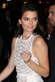 Kendall Jenner Sexy Dress