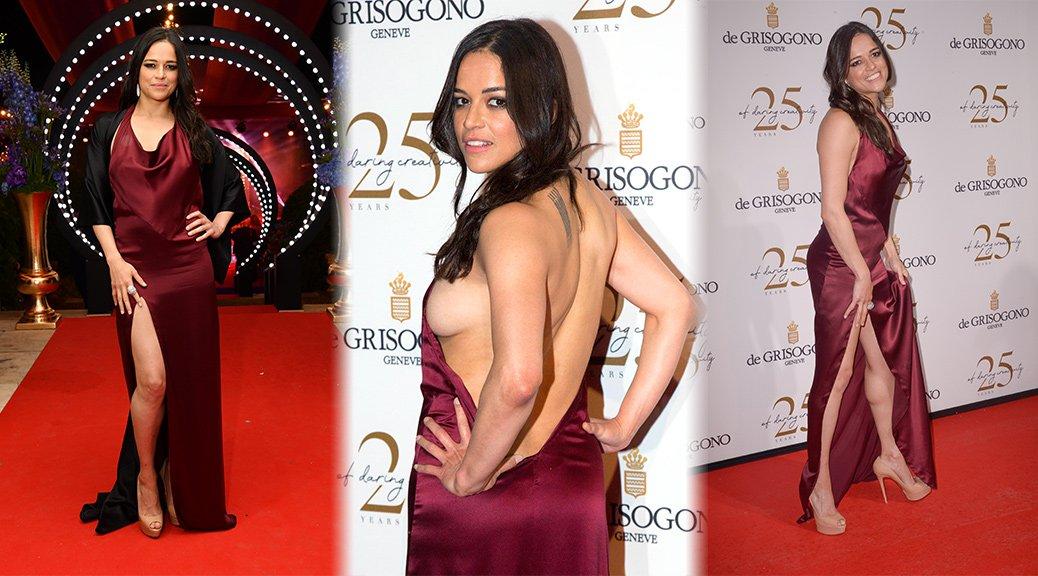 Michelle Rodriguez - De Grisogono Party in Cannes